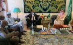 Une délégation du Tchad en Arabie saoudite