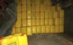 Cameroun : 250 bidons d'huiles végétales de contrebande saisis à Maroua