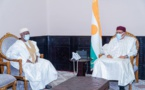 Niger : le président s'est entretenu avec l'ambassadeur du Tchad