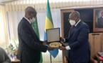 Gabon : le nouvel ambassadeur du Tchad présente ses lettres de créance