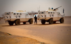 Mali : 15 casques bleus blessés dans l'attaque d'une base au véhicule suicide
