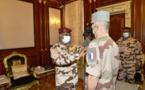 Tchad : le commandant sortant de Barkhane élevé au grade d'Officier de l'Ordre national
