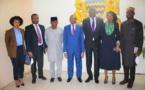 Tchad : le chef de la diplomatie a reçu une délégation de l'UA