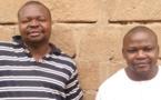 Tchad : La justice libère les deux journalistes, Eric Topona et Jean Laokolé