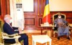Tchad : l'ambassadeur allemand reçu à la Présidence