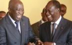 Côte d'Ivoire : Alassane Ouattara reçoit Laurent Gbagbo, le 27 juillet au palais présidentiel