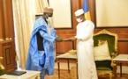 Tchad : le ministre camerounais de l'Économie reçu à la Présidence