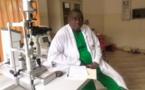 Dr Ganononé Tedang Augustin : « Je déconseille fortement l'usage des lunettes de vue sans avis médical »