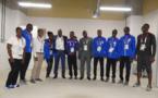 Jeux olympiques : le ministre des Sports rencontre les athlètes tchadiens à Tokyo