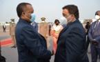 Coopération Congo-Libye : le président Mohamed Manfi, en visite de travail de 48h à Brazzaville