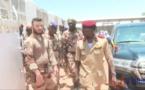 Tchad : le gouverneur du Borkou inspecte les unités militaires et donne des consignes