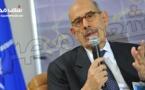 Egypte: Dr. Mohamed ElBaradei, said: I discovered too late that the Mubarak regime is still ruled Egypt