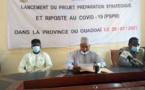 Tchad : un projet de riposte contre le Covid-19 lancé au Ouaddaï