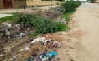 Tchad : le canal du 3ème arrondissement d'Abéché obstrué par les citoyens