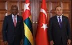 Le Togo renforce sa coopération diplomatique et économique avec la Turquie