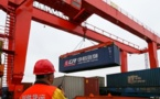 China-Europe freight trains make more trips, provide better services
