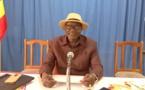 """Tchad : Pr. Avocksouma Djona estime que le parti UNDR """"va droit dans le mur"""""""