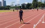 JO Tokyo : le sprinter tchadien Mahamat Bachir éliminé aux 400 mètres