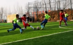Principal of rural primary school realizes students' football dream