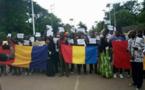 Tchad : des jeunes manifestent contre le CMT à Moundou