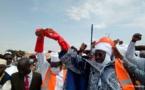 Tchad : pose de la pierre de construction d'un nouveau Palais du sultanat du Ouaddaï à Abéché