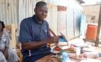 Tchad : Sidas, l'homme qui donne une nouvelle vie aux documents usés