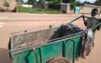 Tchad : Olivier, 15 ans, subvient à ses besoins en ramassant les ordures