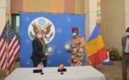 Initiative mondiale pour les opérations de paix : le Tchad et les États-Unis ont signé un accord