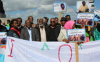 Importante manifestation unitaire des opposants au président de Djibouti à Bruxelles