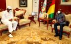 Guinée : le président a reçu l'émissaire du Tchad Abdelkerim Idriss Deby