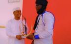 Congo : un styliste tchadien remporte un trophée dans le domaine de la mode