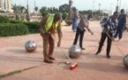 Tchad : la mairie de N'Djamena en opération de salubrité à la Place de la nation