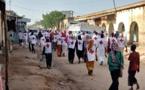 Tchad : la Croix Rouge du Ouaddaï en opération d'assainissement au marché d'Abéché