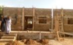 Tchad : le chantier du laboratoire d'analyse d'eau évolue à Abéché