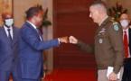 Togo : le président togolais s'entretient avec le commandant de l'AFRICOM