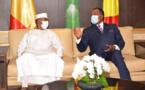 Congo-Tchad : tête-à-tête à Brazzaville entre Denis Sassou et Mahamat Idriss Deby