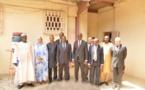 Tchad : le secrétaire exécutif du G5 Sahel a rencontré le ministre de l'Économie