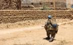 Mali : un Casque bleu tué à Tessalit suite à l'explosion d'un engin explosif