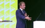 """Tchad : """"c'est une transition, pas une transmission"""", rappelle Emmanuel Macron"""