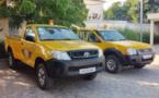 Tchad : l'ADAC remet deux véhicules aux aéroports de Moundou et d'Abéché