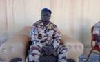 Tchad : le directeur de la gendarmerie en mission à Abéché
