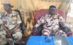 Tchad : le DG de la gendarmerie nationale en mission d'inspection au Guera