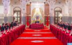 Maroc : le Roi Mohammed VI préside un conseil des ministres à Fès