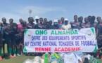 Tchad : Al Nahda offre des équipements à un centre de football de la capitale