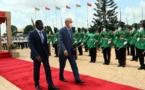 Togo : le président turc Erdogan est arrivé ce jour à Lomé