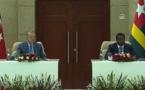 Togo : le président turc à Lomé, accompagné d'opérateurs économiques et investisseurs