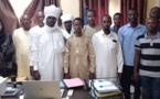 Tchad : le directeur technique de l'ANATS en visite à Abéché