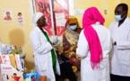 N'Djamena : l'hôpital de l'amitié Tchad-Chine dépiste contre le cancer du sein