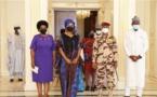 Tchad : la secrétaire générale adjointe des Nations Unies reçue à la Présidence