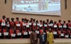 Tchad : l'UAMI honore 38 lauréats de la 1re promotion de sa faculté de droit